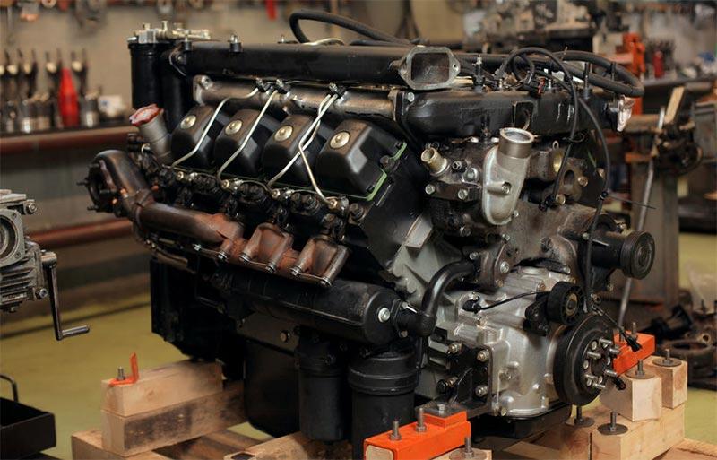 Купить двигатель камаз 740.10 Евро 0