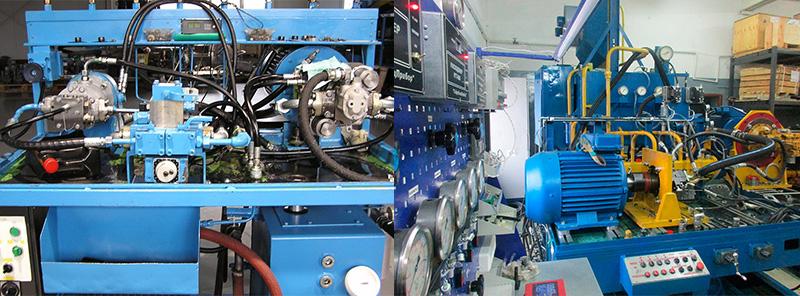 Ремонт гидромотора — Ремонт гидронасоса