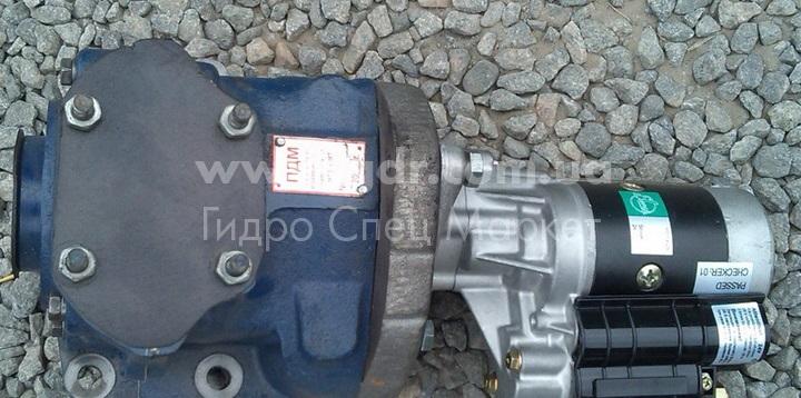 Переоборудование под стартер МТЗ (Двигатель Д-65)