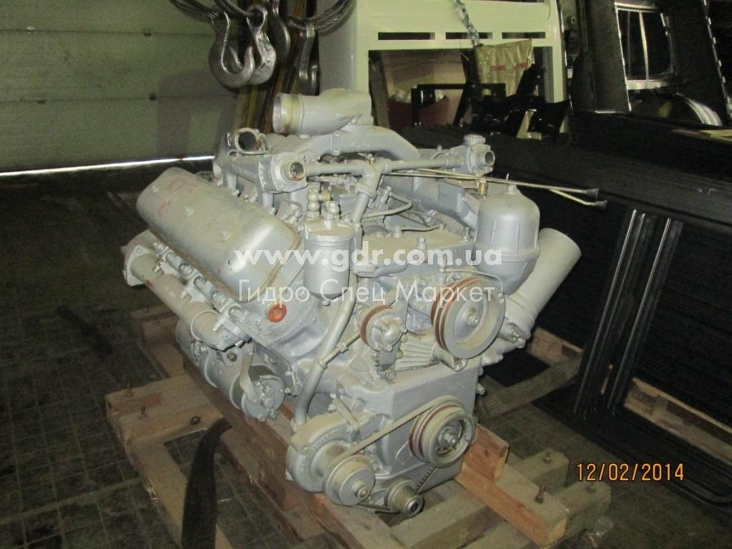 Двигатель ЯМЗ-236 БЕ