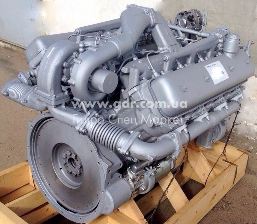 Двигатель ЯМЗ-238 ТУРБО