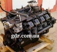 Двигатель КамАз 740.11