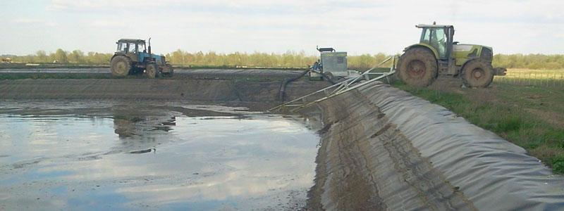 Очистка воды на ферме