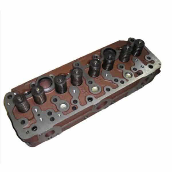 Головка блока цилиндров СМД-14Н