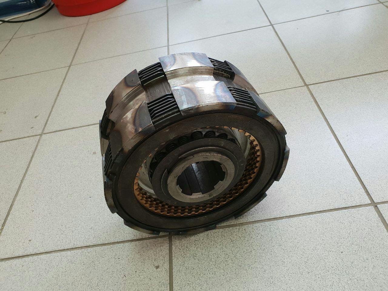 Гидромуфта Т-150