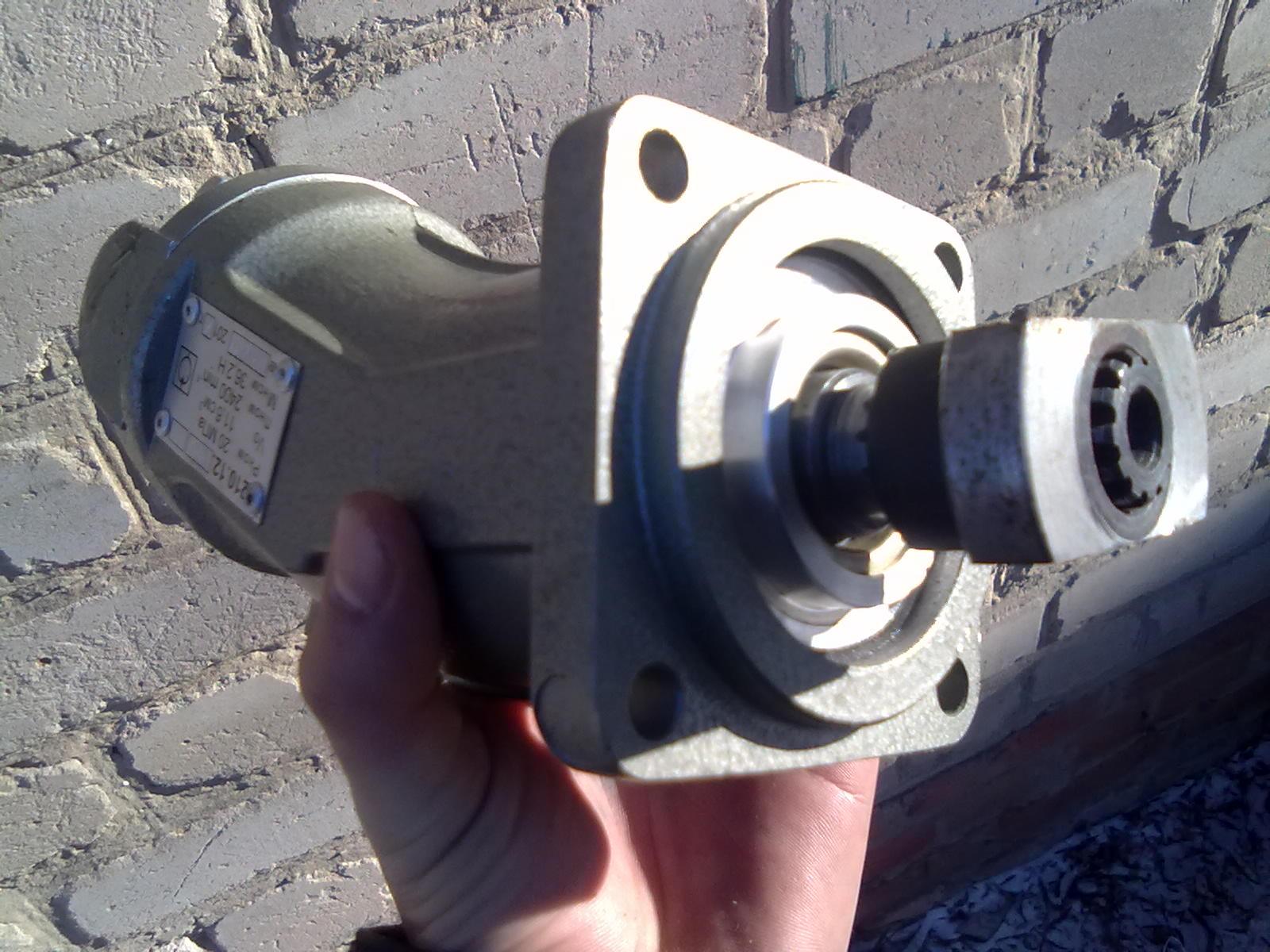 Гидромотор 210.12.01