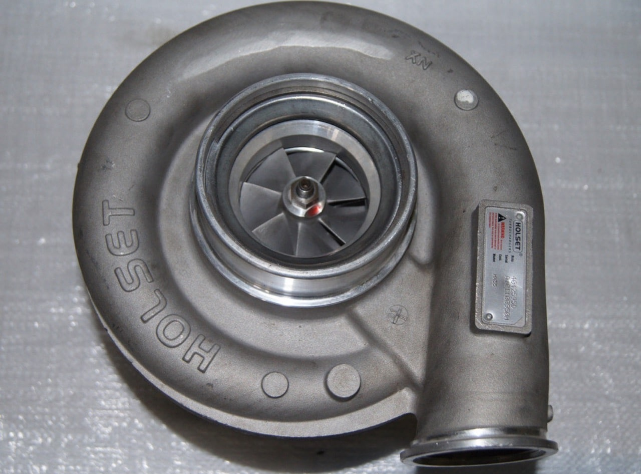 Турбокомпрессор Scania 114