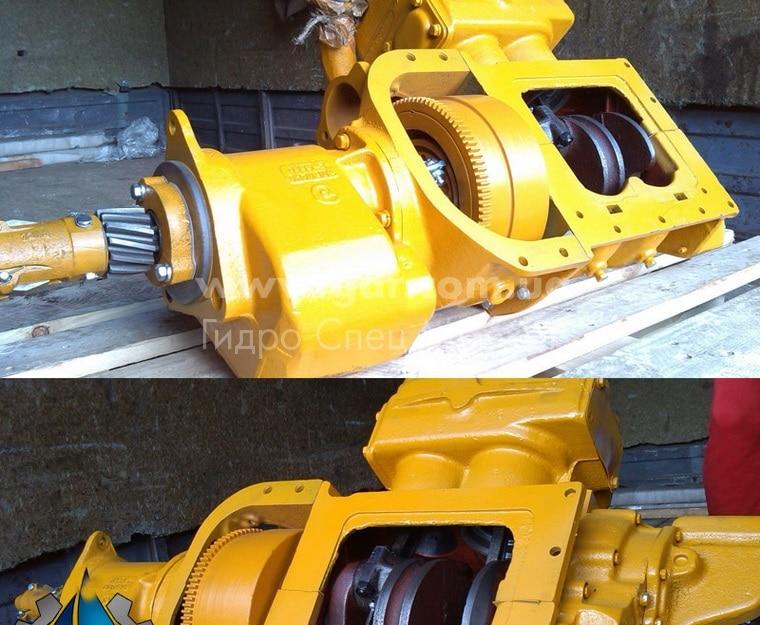 Пусковой двигатель ПД-23 на Т-130, Т-170