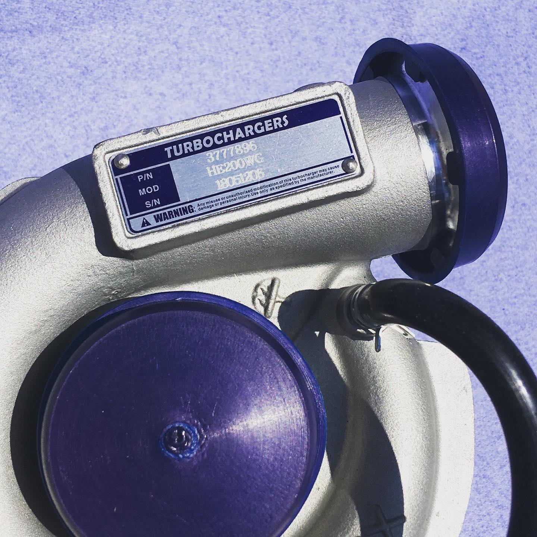 Турбокомпрессор НЕ200WG (Газель)