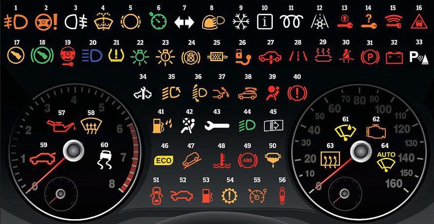 Почему горит индикатор Check Engine Dashboard