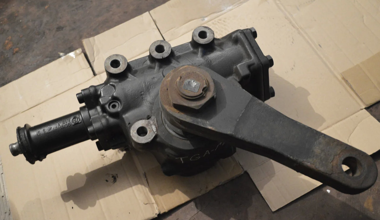 Ремонт гура / гидроусилителя руля Daf, Volvo, Scania