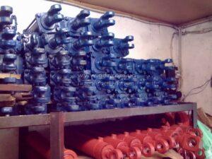 гидроцилиндр кун 80х50х700