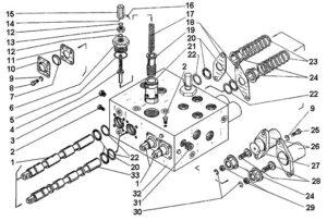 схема подключения р 200
