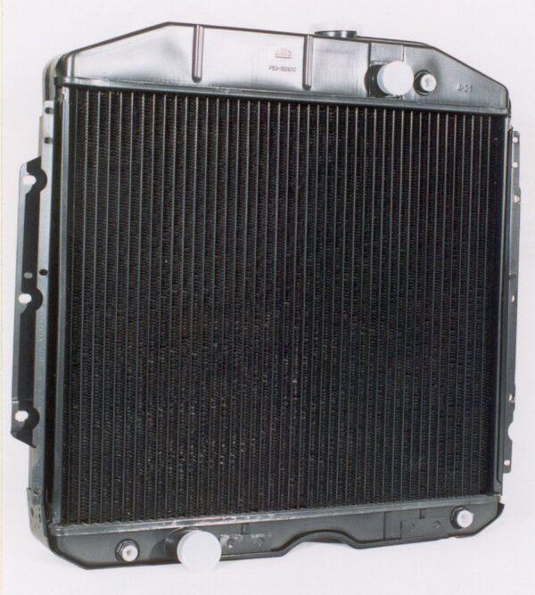 водяной радиатор газ 53