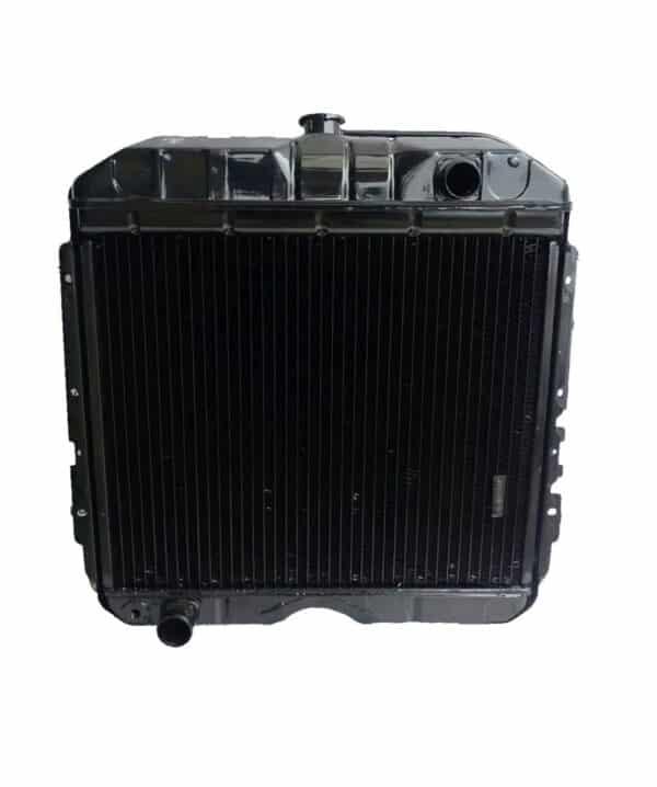 радиатор газ 52