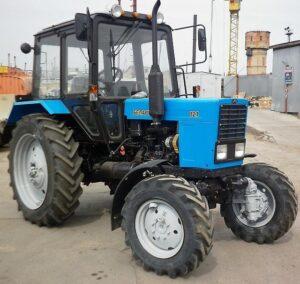 новый трактор мтз цена